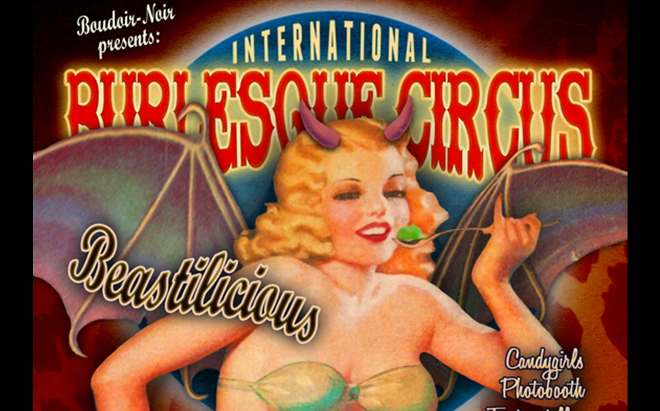 The International Burlesque Circus (7)