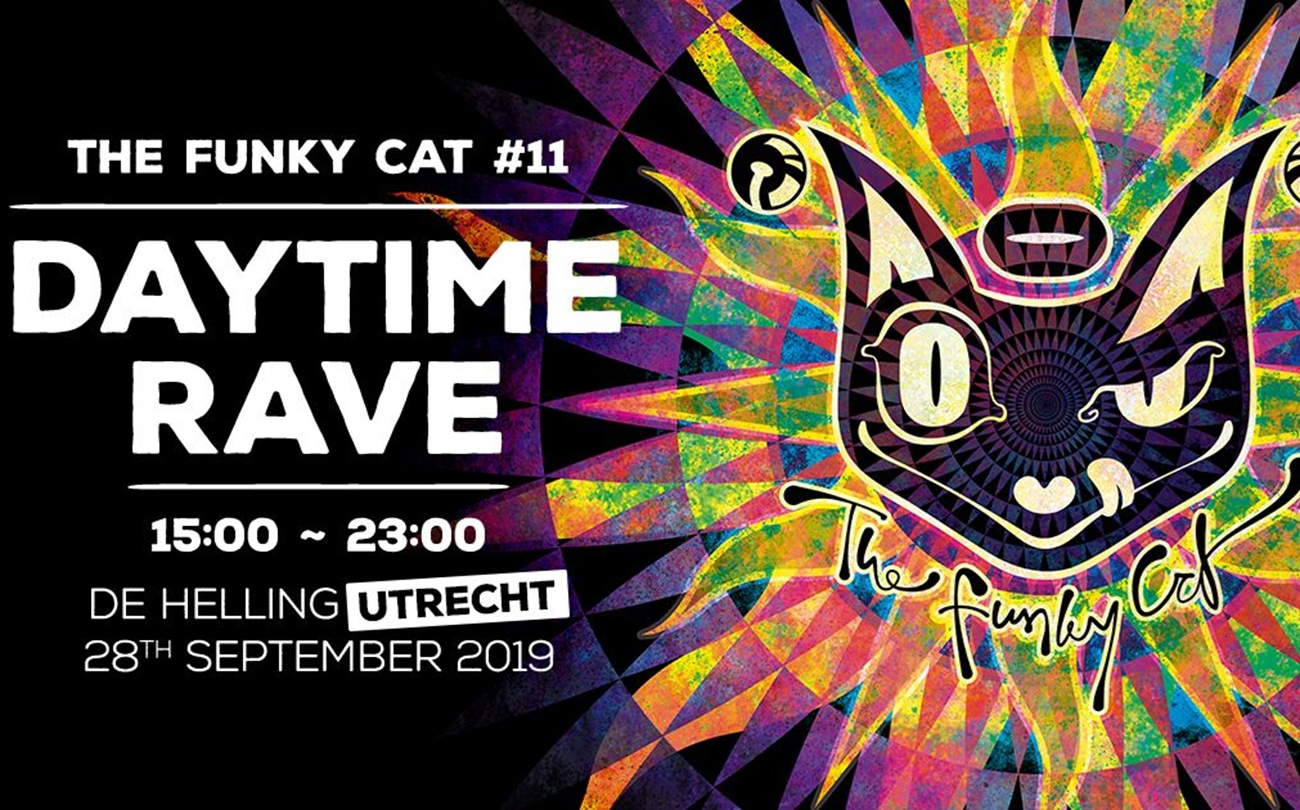 The Funky Cat