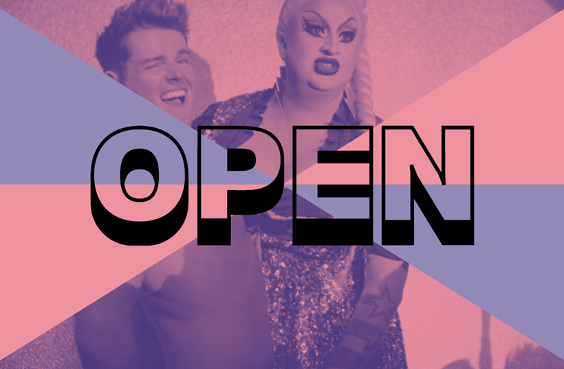 OPEN ‣ NFF, Dragqueen performance & Film: Galore
