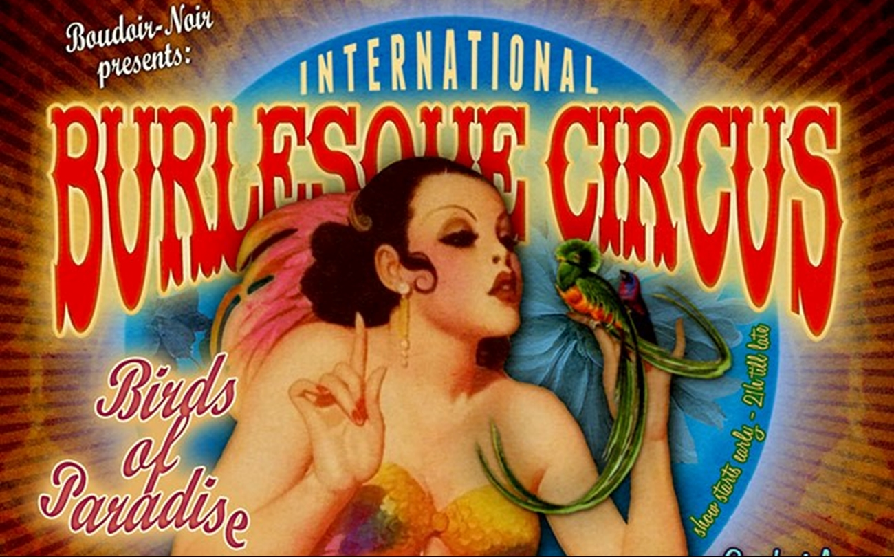 The International Burlesque Circus (8)