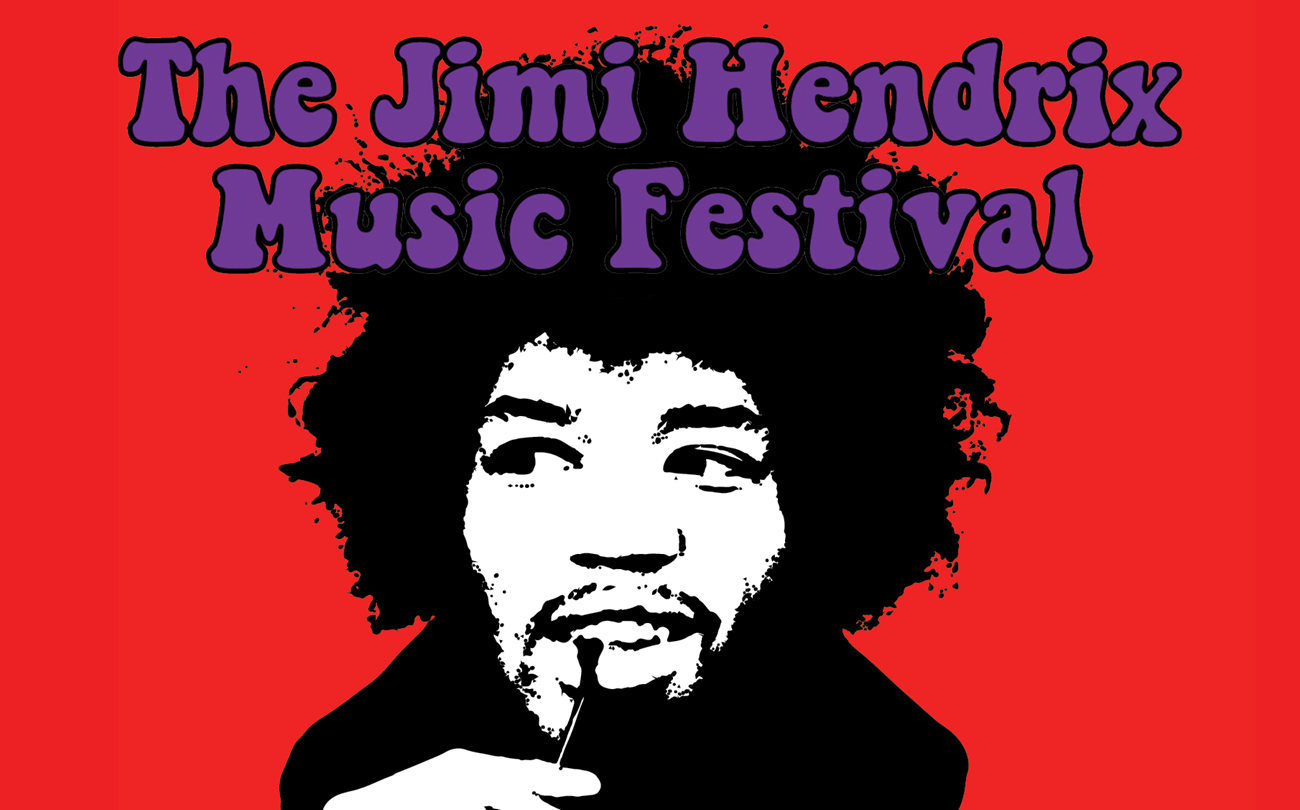 The Jimi Hendrix Music Festival 2020