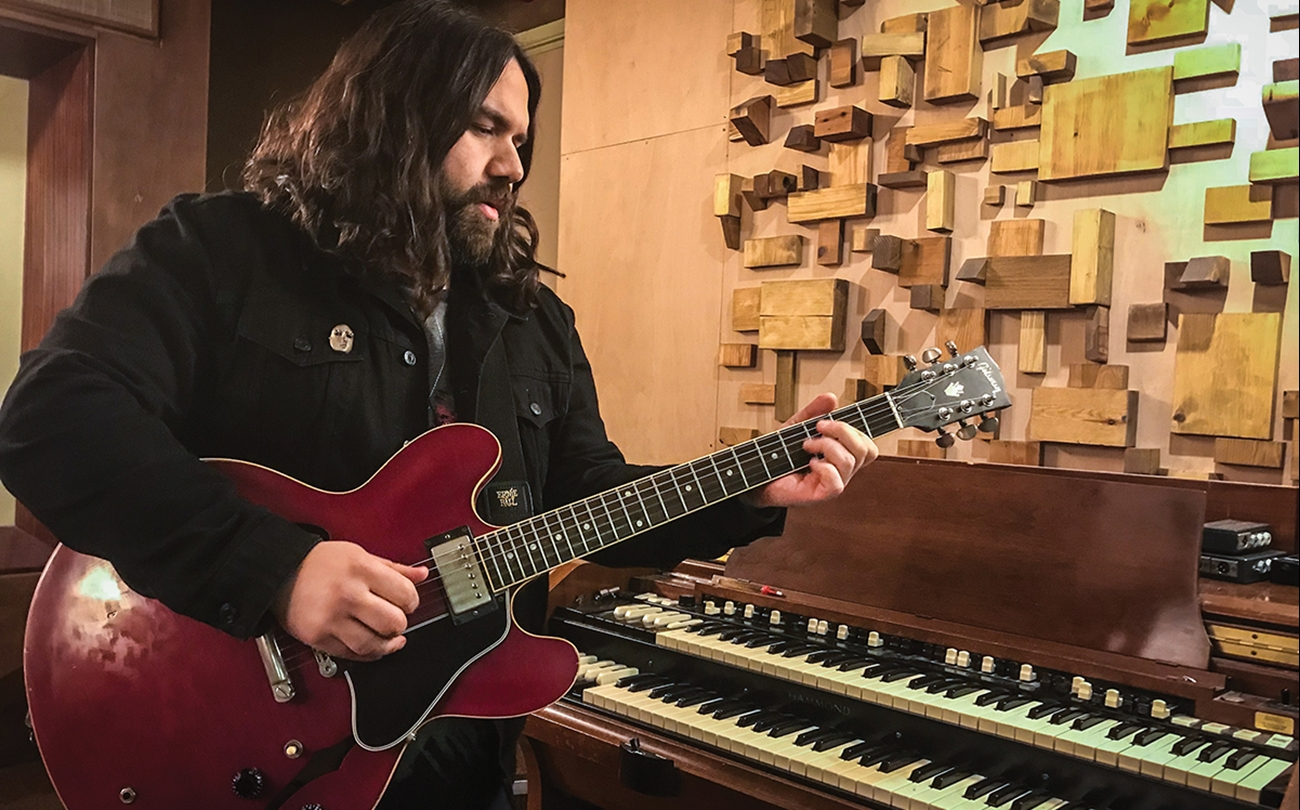 An Evening With Romeo Stodart (The Magic Numbers)