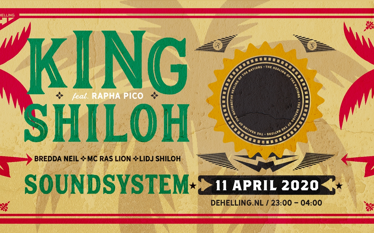 King Shiloh Sound System feat. Rapha Pico