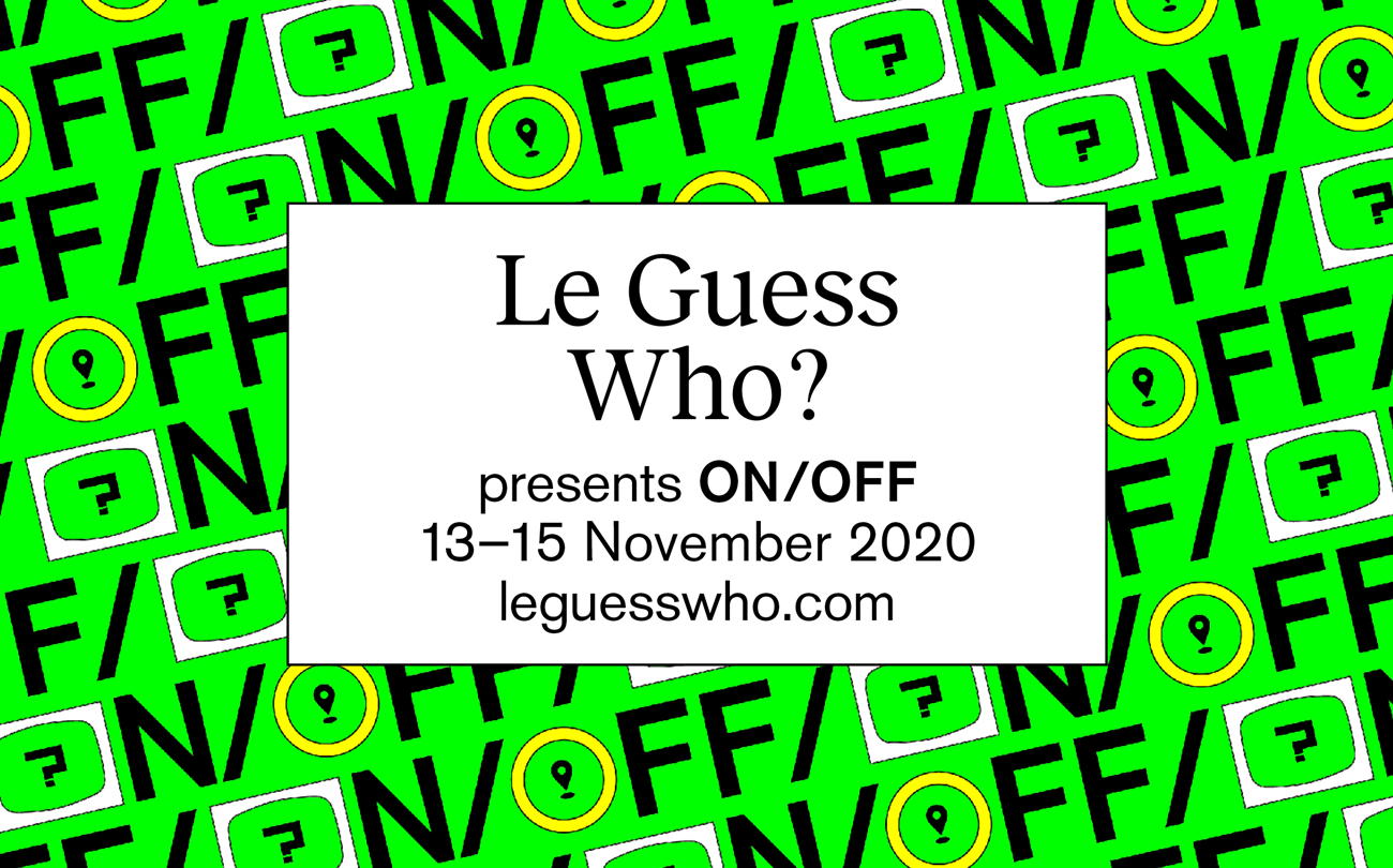 Le Guess Who? ON/OFF zaterdag